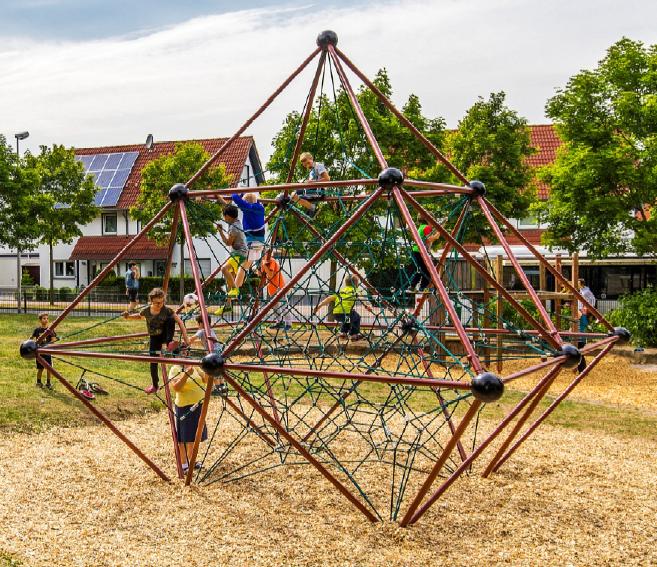 Favorit Neue Attraktion für Spielplatz Dr.'s Garten! - Schwadorf - RiS YV27